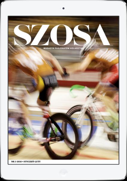 Cyfrowa SZOSA, wydanie 1_2016 - kolarstwo torowe