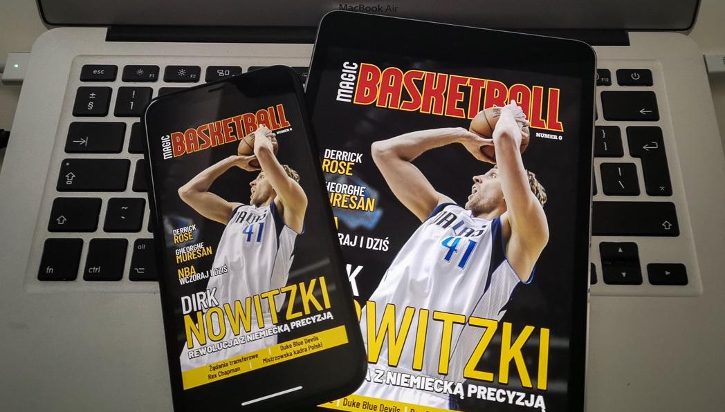 Magic Basketball wydanie cyfrowe